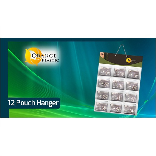 Display Pouch Hangers