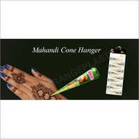 Mehndi Cone Display Hanger