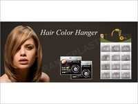 Hair Color Display Hanger