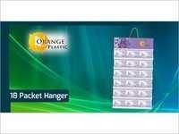 Advertisement Pouch Hanger