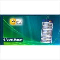 Packet Pouch Display Hanger