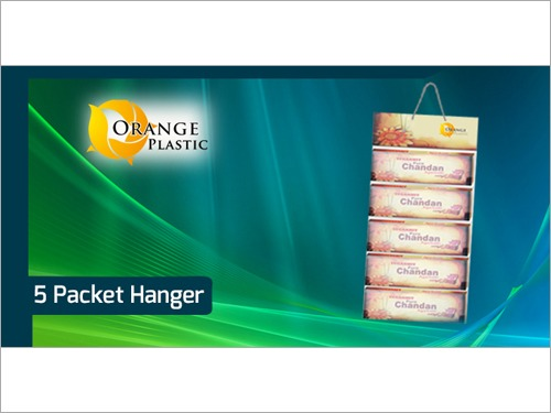 Advertisement Display Hanger