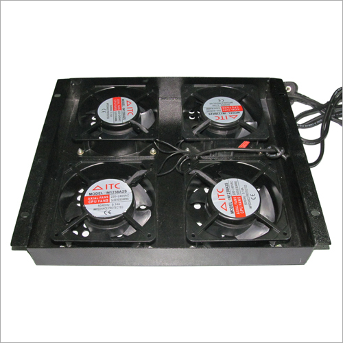 Fan Housing Unit with 4 cooling Fan