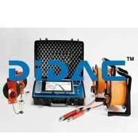 Cross Hole Ultrasonic System Two Channels For Deep Foundations