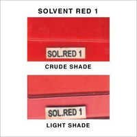 Solvent Red 1