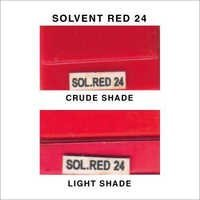 Solvent Red 24