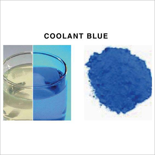 Coolant Blue