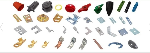 Plastic & Rubber Parts