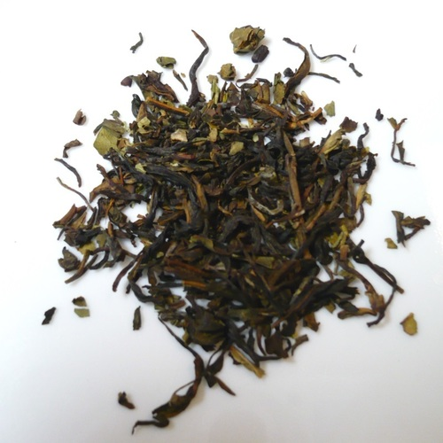 Nilgiri tea leaf