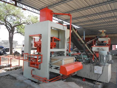 Automatic Fly Ash Bricks Plant / ENDEAVOUR-iF3000