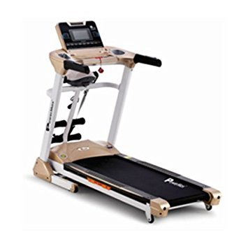 Motorized Treadmill-NEW 3 HP golden color