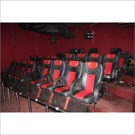 7D Theater Equipments