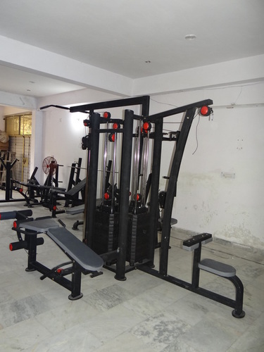 4 station multi gym JF- 707