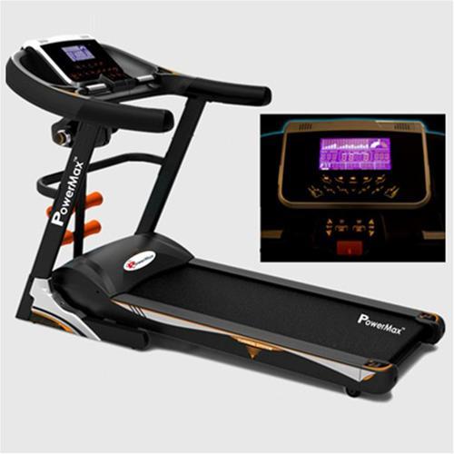 Multifunction Motorised Treadmill (Touch Key) 3 HP