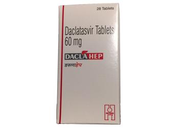 Daclatasvir 60mg