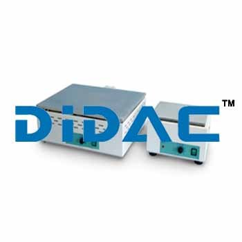 Hot Plate Rectangular 200 X 300MM