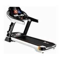 Motorized Treadmill-New 4.5 HP with 13.3