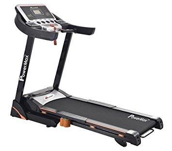 Commercial Motorized AC Treadmill 2 HP AC