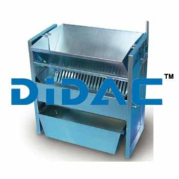 Large Capacity Sample Splitter