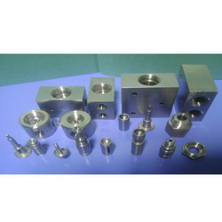 Stainless Steel Turned Components