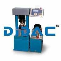 Cement Compression Testing Machine 250 KN Motorized