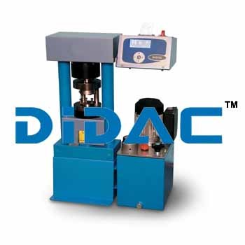 Cement Compression Machine 500 KN Motorized Digitec