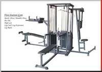 5 STATION MULTI GYM JF -506