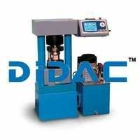 Cement Compression Testing Machine 250 KN Servo Plus