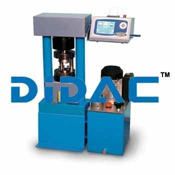 Cement Compression Machine 500 KN Cyber Plus Evolution