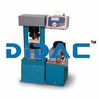 Compression And Flexural Testing Machine Dual Range