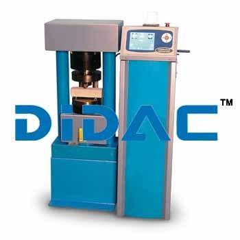 Compression And Flexural Machine Dual Range 250/15 KN Servo Plus Evolution