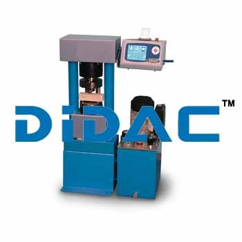 Compression And Flexural Testing Testing Machine