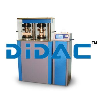 Compression And Flexural Machine 250/15 KN Servo Plus Evolution
