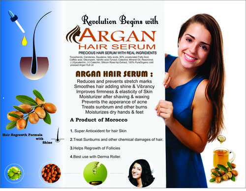 ARGAN OIL HAIR RE GROWTH SERUM