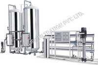 SS 316 RO Plant