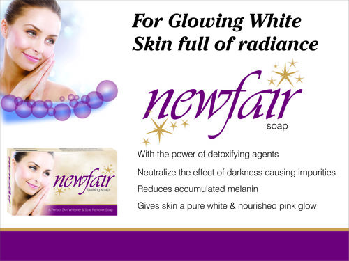 FAIRNESS & SKIN WHITENING SOAP