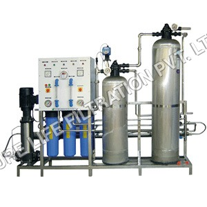 Pure Life 2000LPH RO Systems