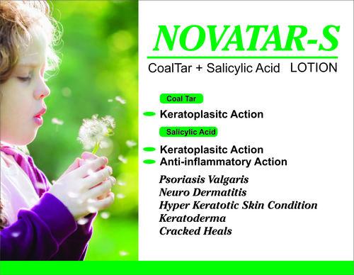 COAL TAR and SALICYLIC ACID LOTION