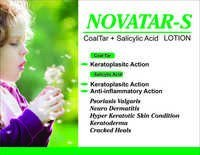 COAL TAR and SALICYLIC ACID LOTION