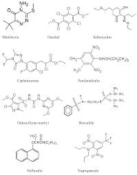 Herbicides Mix 1