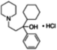 Trihexyphenidyl hydrochloride