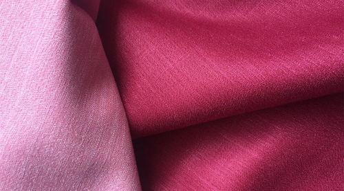 Polyester Slub Rayon Fabric