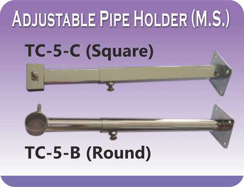 ADJUSTABLE PIPE HOLDER (FOR ROUND & SQUARE PIPE)