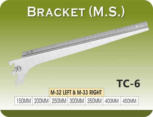 SHELF BRACKET M-32-33