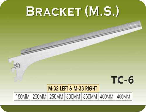 SHELF BRACKET M-32-33