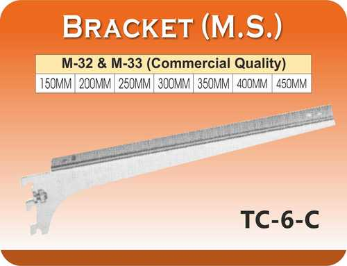 BRACKET M-32-33 (COMMERCIAL QUALITY)
