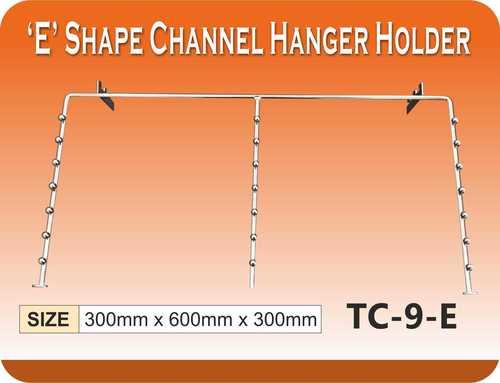 E-SHAPE CHANNEL HANGER HOLDER