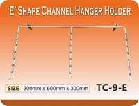 E-SHAPE CHANNEL HANGER HOLDER