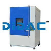 Digital Displayer Sand And Dust Environmental Test Chamber