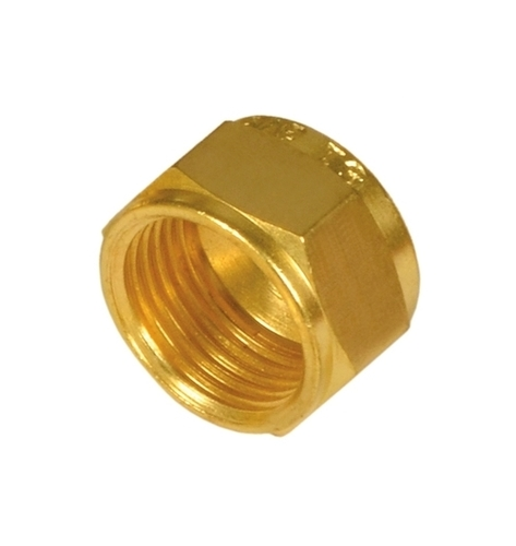 Brass Compression Nut
